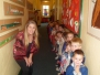 Junior Infants First Day at school - Sept 2014