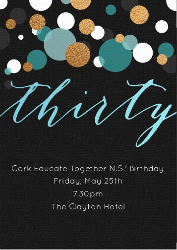 Our 30 Years In Existence This Event Is For Over 18s Only However We Do Have Plans An Past Pupils Secondary School Will Pass On