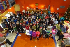 Singing for SHARE Residents 2016